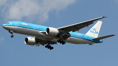 PH-BQP - Boeing 777-206(ER) - KLM Royal Dutch Airlines