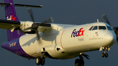 EI-FXH - ATR 72-202(F) - FedEx Feeder (Air Contractors)