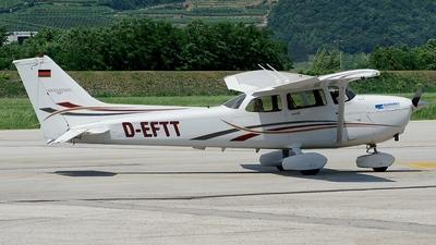 D-EFTT - Cessna 172S Skyhawk SP - Flugschule Jesenwang