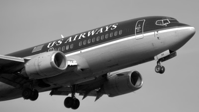 A picture of N341US -  - [] - © Michael D. Licko