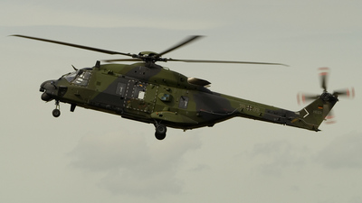 78-03 - NH Industries NH-90 - Germany - Army