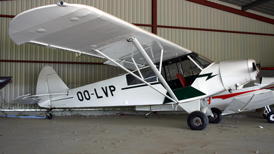OO-LVP - Piper L-21B Super Cub - Private