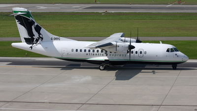 G-DRFC - ATR 42-300 - Atlantic Express