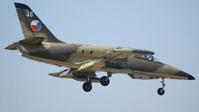 Aero L-39ZA Albatros - Czech Republic - Air Force