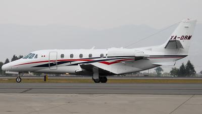A picture of XADRM - Cessna 560XL Citation Excel - [5605307] - © Iván Cabrero