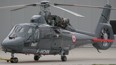 F-HCHN - Eurocopter AS 365N2 Dauphin - France - Navy
