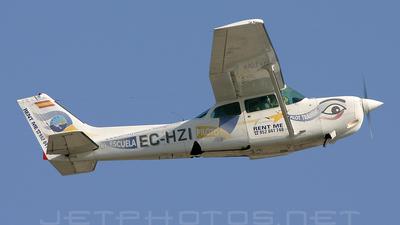 EC-HZI - Cessna 172RG Cutlass RG - Aerodynamics Málaga