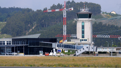 LECO - Airport - Terminal