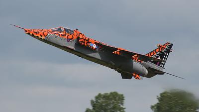 XX119 - Sepecat Jaguar GR.3A - United Kingdom - Royal Air Force (RAF)