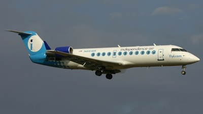 N691BR - Bombardier CRJ-200ER - Independence Air