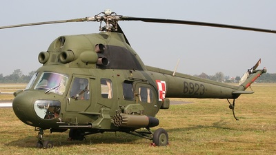 6923 - PZL-Swidnik Mi-2URPG Hoplite - Poland - Air Force