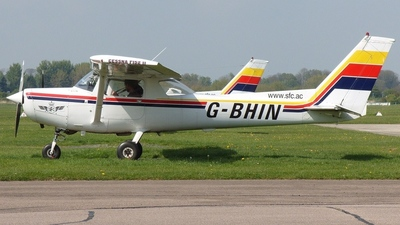 G-BHIN - Reims-Cessna F152 II - Sussex Flying Club