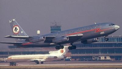 N7587A - Boeing 707-123B - American Airlines