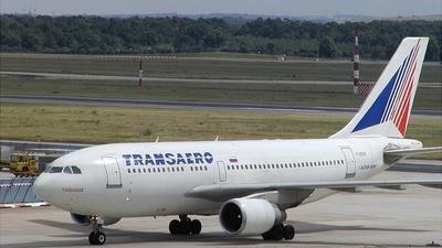 F-OGYR - Airbus A310-324 - Transaero Airlines