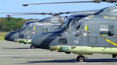 273 - Westland SH-14D Lynx - Netherlands - Navy