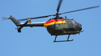 8670 - MBB Bo105M - Germany - Army