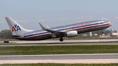 N954AN - Boeing 737-823 - American Airlines