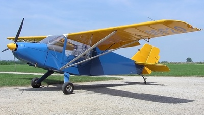 OO-F20 - Rans S-6ES Coyote II - Private