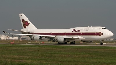 HS-TGR - Boeing 747-4D7 - Thai Airways International