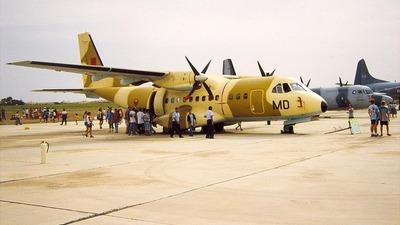 CNA-MD - CASA CN-235 - Morocco - Air Force