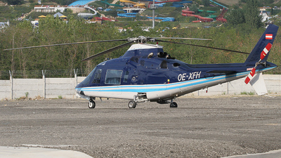 OE-XFH - Agusta A109 Mk.II - Aerial Helicopter
