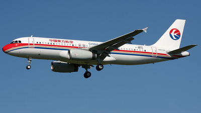 F-WWIB - Airbus A320-232 - China Eastern Airlines