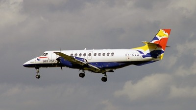OY-SVW - British Aerospace Jetstream 41 - British Airways (Sun-Air)