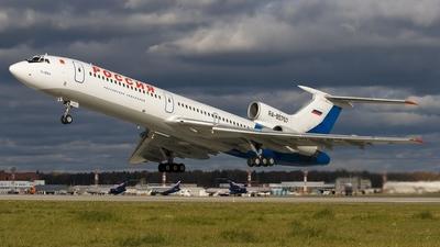 RA-85767 - Tupolev Tu-154M - Rossiya Airlines