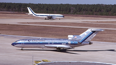 N8142N - Boeing 727-25 - Eastern Air Lines