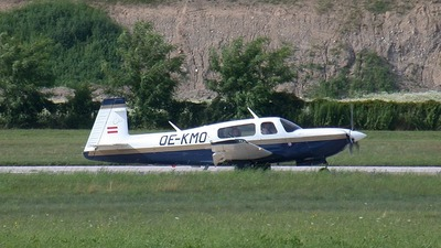 OE-KMO - Mooney M 20 R - Private