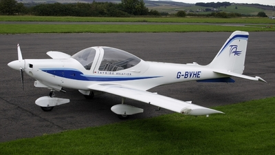 G-BVHE - Grob G115 - Tayside Aviation