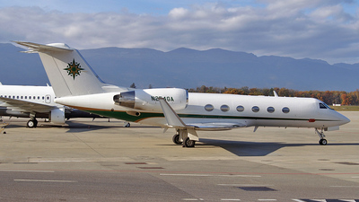 N254GA - Gulfstream G-IV - NetJets Middle East