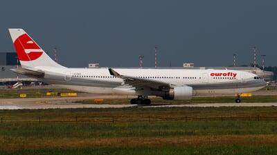 I-EEZM - Airbus A330-223 - Eurofly