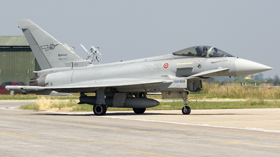 MM7273 - Eurofighter Typhoon EF2000 - Italy - Air Force