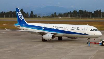 JA103A - Airbus A321-131 - All Nippon Airways (ANA)