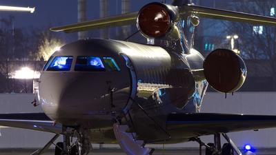 HB-JST - Dassault Falcon 7X - Cat Aviation