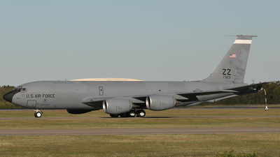 61-0323 - Boeing KC-135R Stratotanker - United States - US Air Force (USAF)