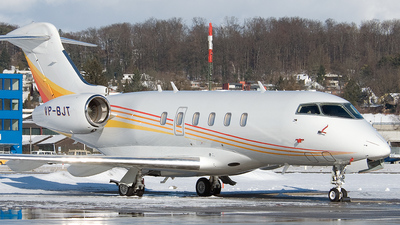 VP-BJT - Bombardier BD-100-1A10 Challenger 300 - Private