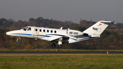 HB-VOE - Cessna 525A CitationJet 2 - Speedwings