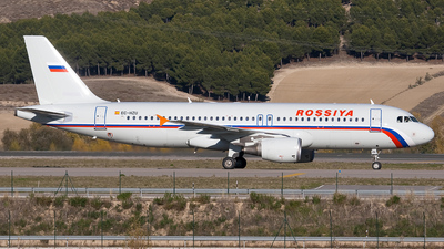 EC-HZU - Airbus A320-214 - Rossiya Airlines (Iberworld Airlines)