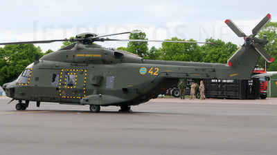 141042 - NH Industries Hkp14A - Sweden - Armed Forces