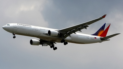 F-OHZQ - Airbus A330-301 - Philippine Airlines