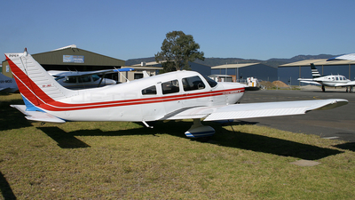 A picture of VHJWX - Piper PA28181 Archer - [287790445] - © Brenden