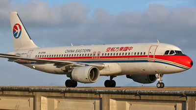 B-2398 - Airbus A320-214 - China Eastern Airlines