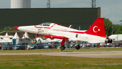 3058 - Canadair NF-5A Freedom Fighter - Turkey - Air Force