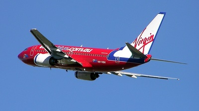 VH-VBH - Boeing 737-7Q8 - Virgin Blue Airlines