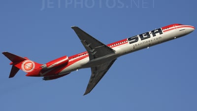 YV153T - McDonnell Douglas MD-82 - SBA Airlines