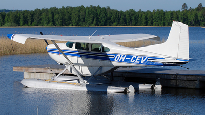 OH-CEV - Cessna 185A Skywagon - Private
