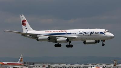 ZS-OSI - Douglas DC-8-62H(F) - African International Airways