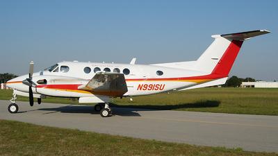 N991SU - Beechcraft 200 Super King Air - Iowa State University